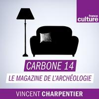 Logo de l'émission Carbone 14, le magazine de l'archéologie
