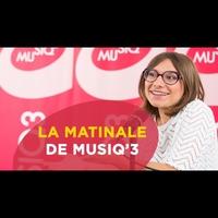 Logo de l'émission La matinale de Musiq'3