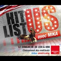 Logo de l'émission Hits List U.S