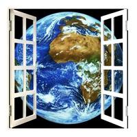 Logo of show La Porte ouverte à toutes les fenêtres