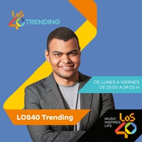 Logo de l'émission LOS40 Trending