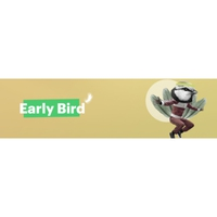 Logo de l'émission Early Bird