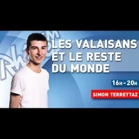 Logo de l'émission Les valaisans et le reste du monde