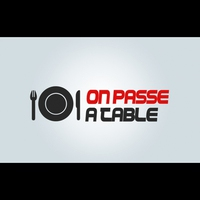 Logo of show On passe à table
