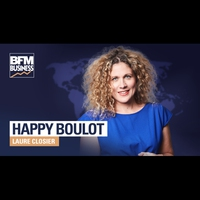 Logo of show Happy Boulot