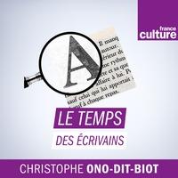 Logo of show Le Temps des écrivains