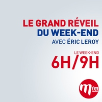 Logo de l'émission Le grand réveil du week end