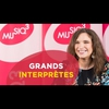 Logo of show Grands interprètes