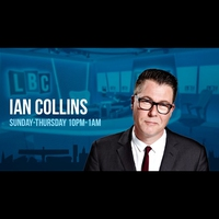 Logo of show Ian Collins