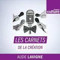 Logo of show Les Carnets de la création