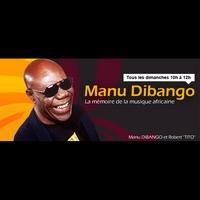 Logo de l'émission Manu Dibango - La mémoire de la musique africaine