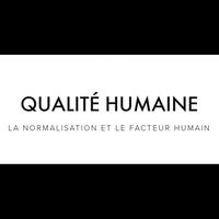 Logo of show La Qualité humaine