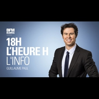 Logo of show 18H, L'Heure H, L'info