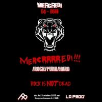 Logo de l'émission MercRRRRedi!!!