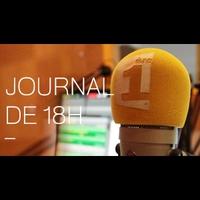 Logo of show Le Journal de 18h