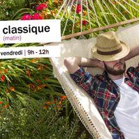 Logo de l'émission Été Classique Matin