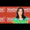 Logo de l'émission Vivre ici Bruxelles