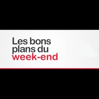 Logo de l'émission Les bons plans du weekend