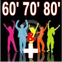 Logo of show Les Années 60 - 70 - 80 et +