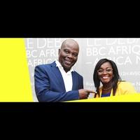 Logo of show Le Débat BBC Afrique