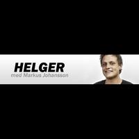Logo de l'émission HELGER med MARKUS JOHANSSON
