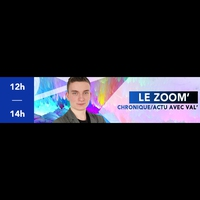 Logo of show Le Zoom