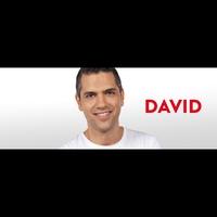 Logo de l'émission David