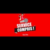 Logo de l'émission Service Compris