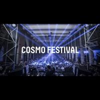 Logo of show Cosmo Festival