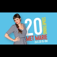 Logo of show 20 Something met Marie