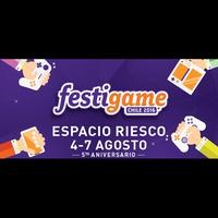 Logo de l'émission Festigame 40