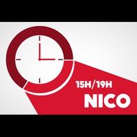 Logo de l'émission 15h/19h