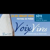 Logo de l'émission Festival de Poesie a Sète