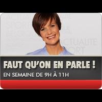 Logo of show Faut qu'on en parle