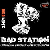 Logo de l'émission Bad Station (rediffusion)