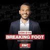 Logo de l'émission Breaking Foot