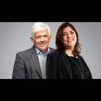 Logo de l'émission Peter Allen and Caroline Barker