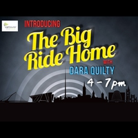 Logo of show The Big Ride Home