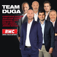 Logo of show Team Duga