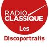 Logo of show Les Discoportraits