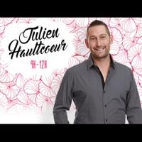 Logo de l'émission Julien Haultcoeur
