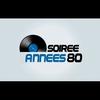 Logo de l'émission Soirée années 80