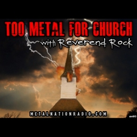 Too Metal For Church