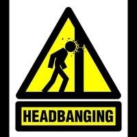 Logo of show Headbanging with Fabian