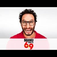 Logo of show Manu dans le 6/9