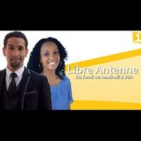 Logo de l'émission Libre antenne