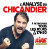 Logo of show L'analyse du Chicandier