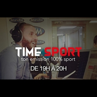 Logo de l'émission Time Sport