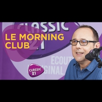 Logo de l'émission LE MORNING CLUB