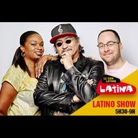 Logo de l'émission Le Latino Show